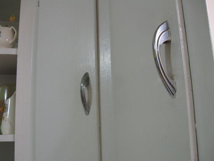 Photo Tour Of Our Retro Blue Bathroom Hanbury House