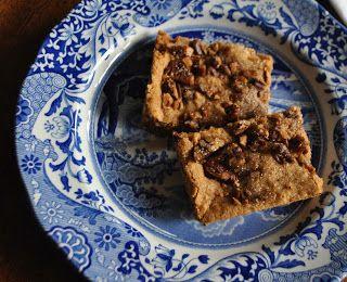 Cinnamon-Pecan sprinkled shortbread | cookies | Pinterest