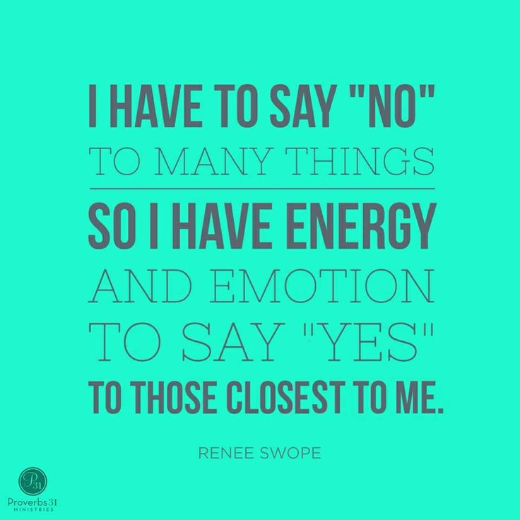 how to say no to quote