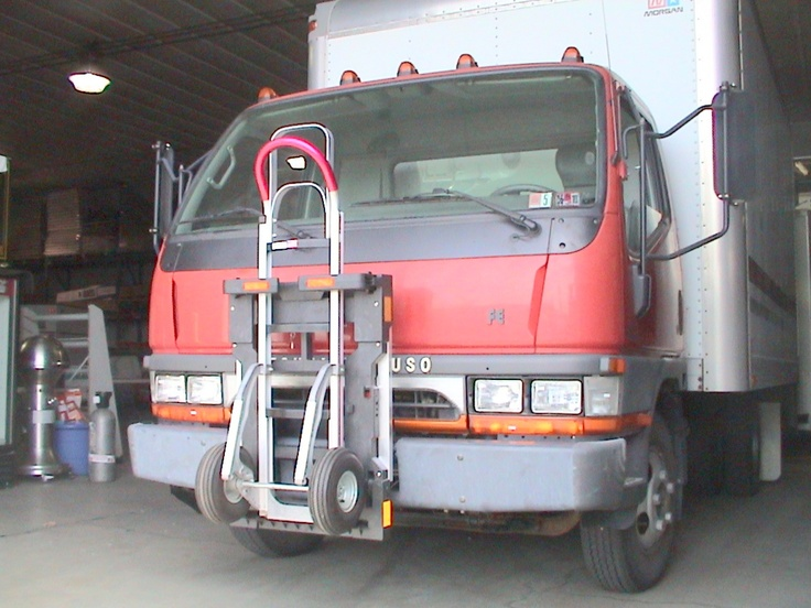 Pin by HTS Systems' Hand Truck Sentry System on Behind The