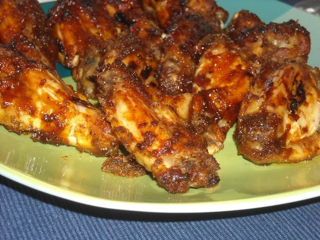 wings recipe jalan alor chicken wings sweet and spicy ginger wings ...