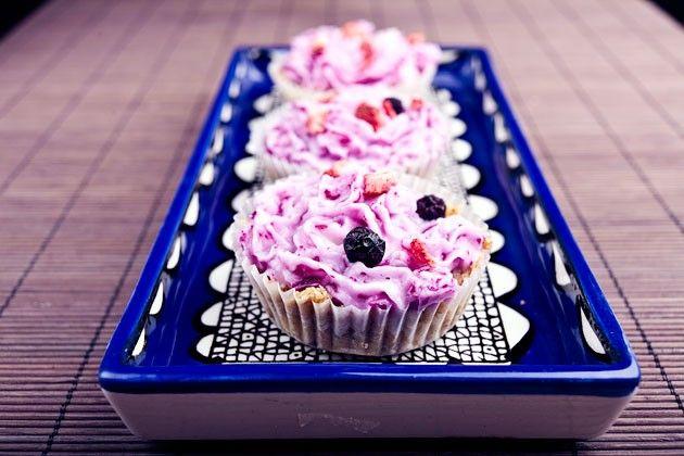 Raw Cupcakes | Raw + Vegan (The Sweet) | Pinterest