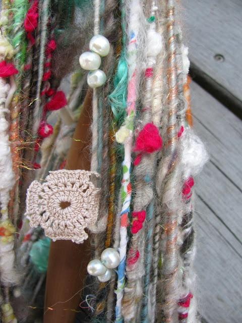 Handspun Yarn Shop and Fiber Art Blog by Neauveau: Camp Pluckyfluff - Madison, CT