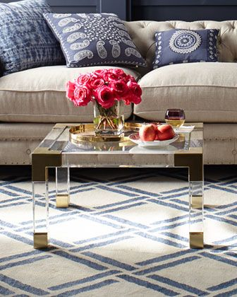 Jonathan Adler Jacques Coffee Table Horchowl 1499