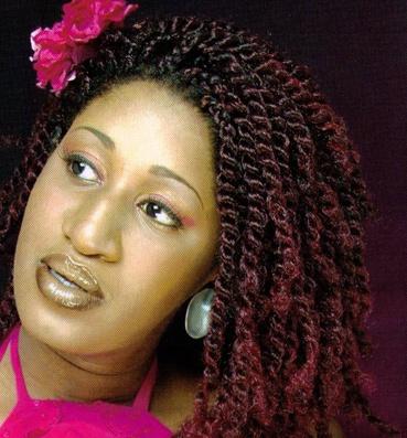 nubian twist | Hair | Pinterest
