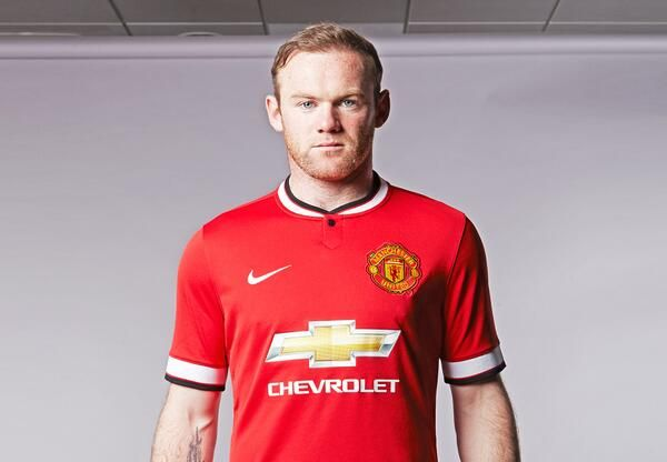 Wayne Rooney 2015