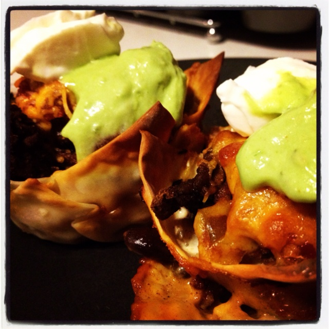 Taco Cupcakes | My Photography | Pinterest