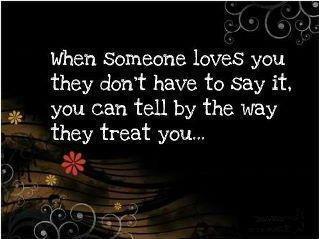 Love feels good. . . ♥