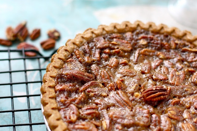 Maple Pecan Pie. | Vegan Food and Recipes | Pinterest
