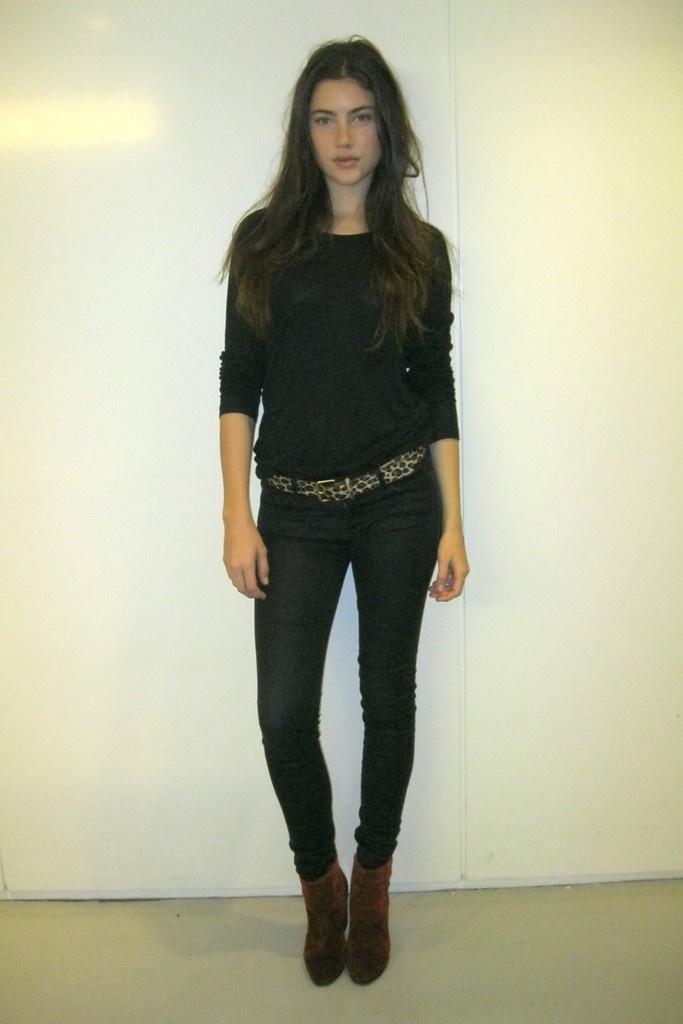 Model Call: Anna Speck...