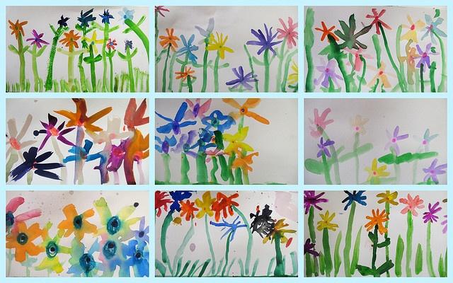 kindergarten gardens i love preschool pinterest. Black Bedroom Furniture Sets. Home Design Ideas