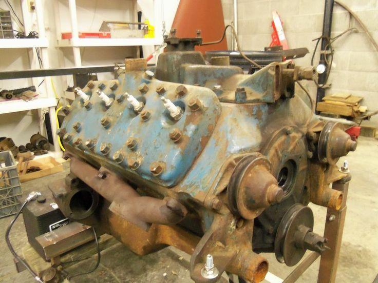 Ford Flathead V8 Engine 239 C I 100hp 1946 1947 1948