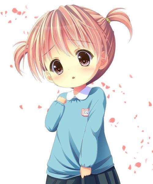 Anime Little Girl Google Search Anime Girls Pinterest