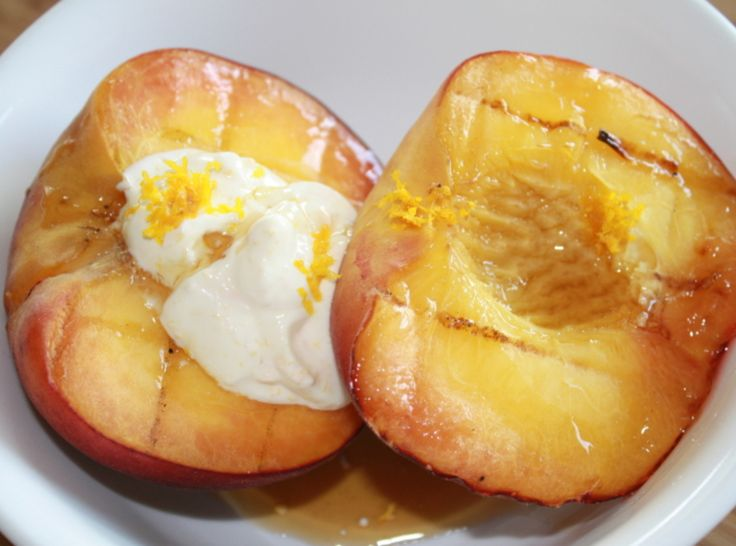 Grilled Stone Fruit | Salads | Pinterest