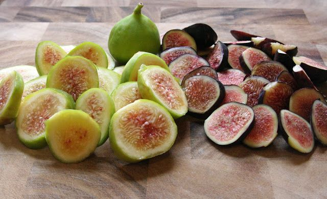 Chelsea's Culinary Indulgence: Honey Glazed Fig & Mascarpone Tart