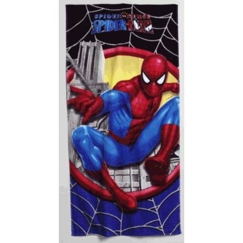 Spiderman bath towel bathroom decor pinterest for Spiderman bathroom ideas