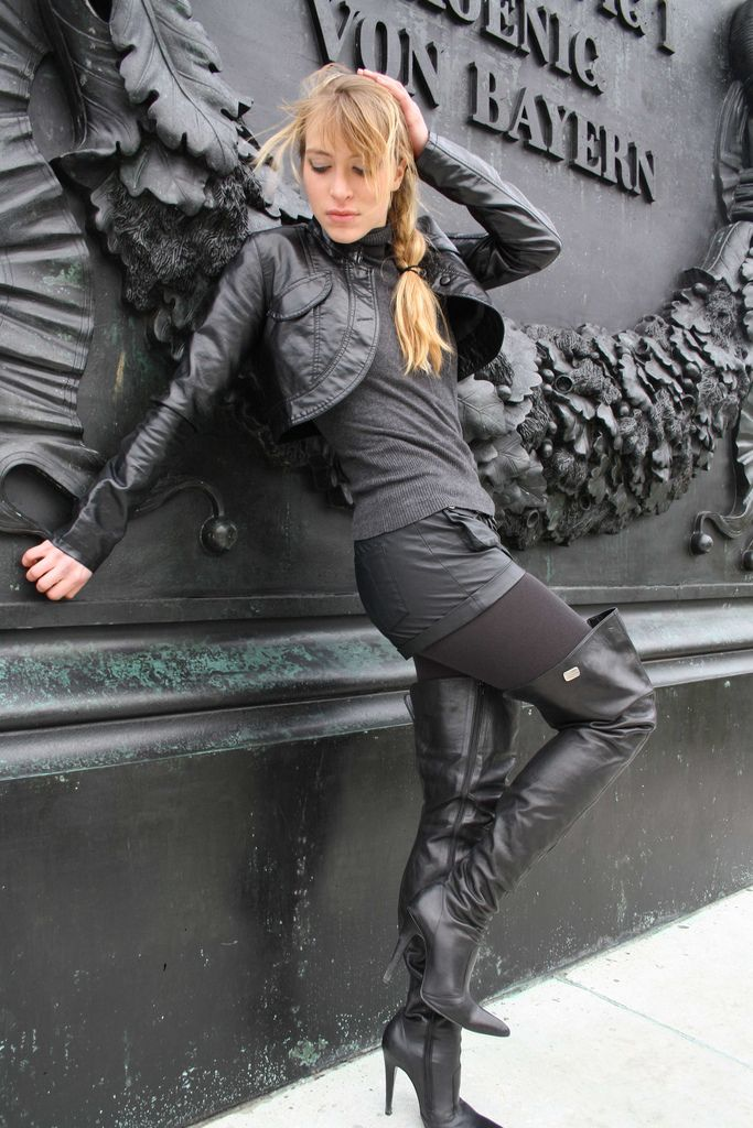 Leather Clothing for women