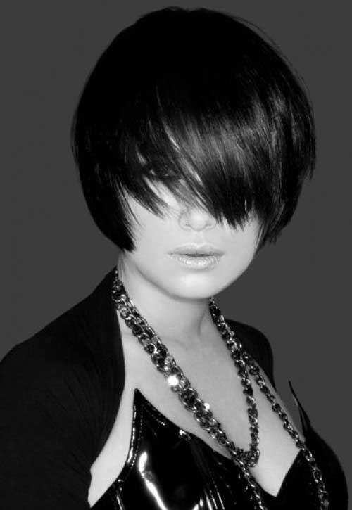 Trendy Short Hair for Women   2013 Short Haircut for Women