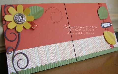Love using different sized layouts... Other than 12x12. These look like they open up to a 12x6 page underneath -- love it!
