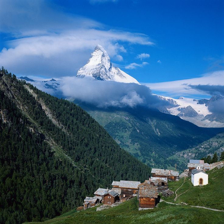 One day I will see this for myself. Switzerland