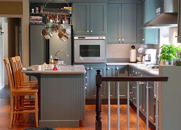 Kitchen With Grey Kitchen Cabinets The 9 Most Popular Colors To Pick