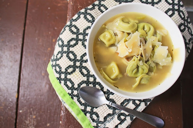Three Cheese Tortellini And Mushroom Soup Recipes — Dishmaps
