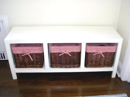 Storage Bench For Front Door Area Home Pinterest