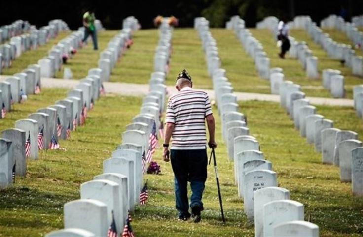 may 30 memorial day at war