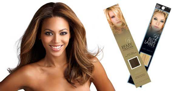 Beyonces Hair Extension 112