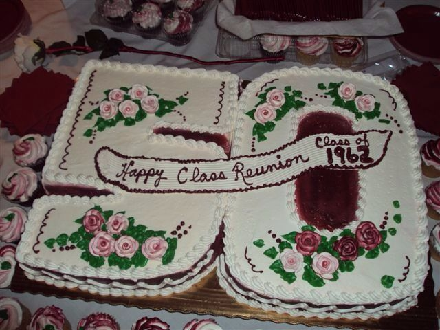 Cake Design For Class Reunion : 50th Class Reunion Cake Ideas and Designs