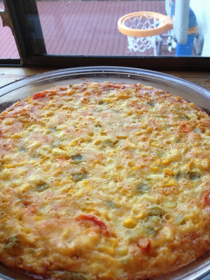 penny's corn pie | Quiche/Pie/Casserole | Pinterest