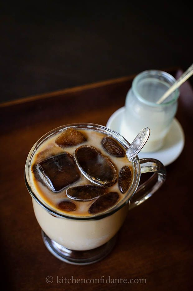 Vietnamese Iced Coffee | Kitchen Confidante | Stir