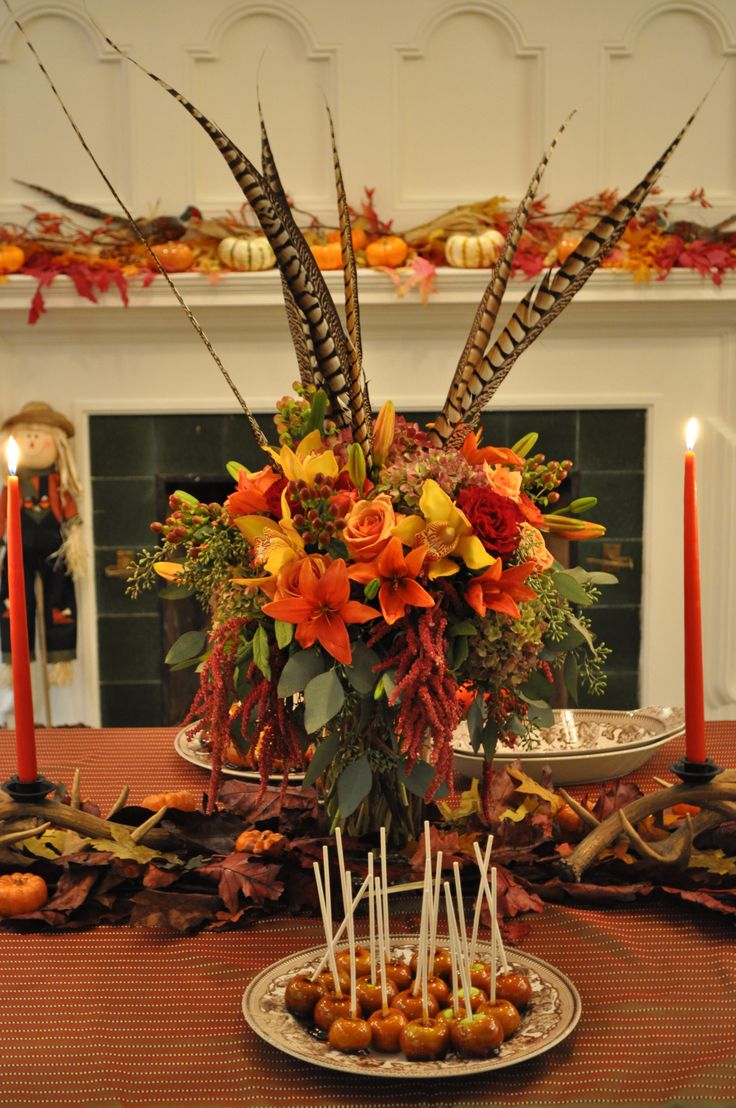 Fall party decoration ideas holiday pinterest