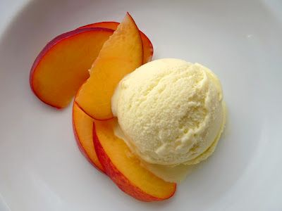 Lemon Verbena Ice Cream | A- Sweet Starred Recipes | Pinterest