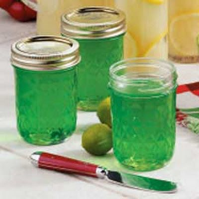 Mint Jelly Recipe | Canning, Freezing, or Preserving Foods | Pinterest