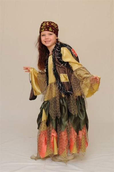 Своими руками карнавальный костюм бабы-яги