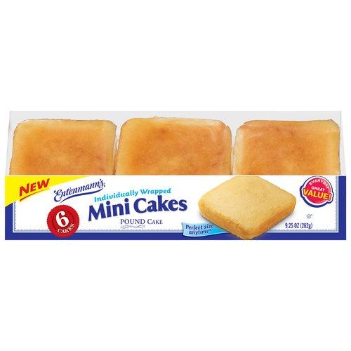 Entenmann S Mini Cakes