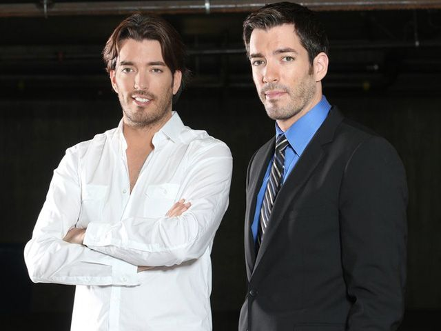 The brothers property brothers jonathan and drew scott pinterest