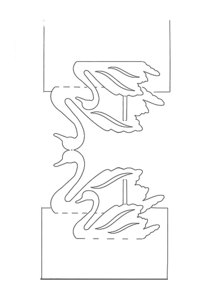 Как сделать киригами своими руками 97