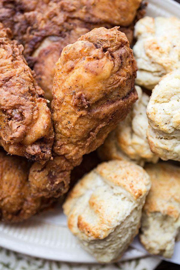 Buttermilk Fried Chicken | Food! | Pinterest