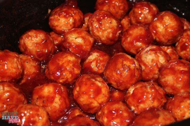 Ultimate Party Meatballs Recipe | Appetizers and Drinks | Pinterest