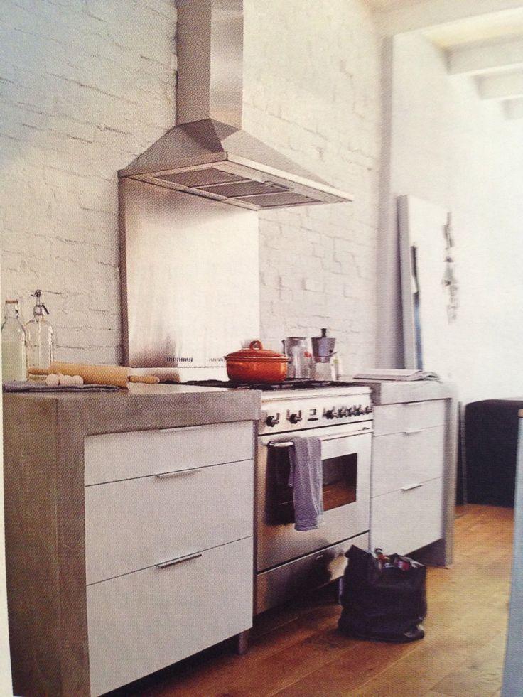 Keuken Ikea Kosten : Keuken Ikea met pandomo zijkanten en werkblad. Woonidee?n nov. 2013