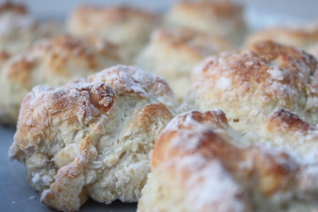 sour cream biscuits | Recipes to try | Pinterest