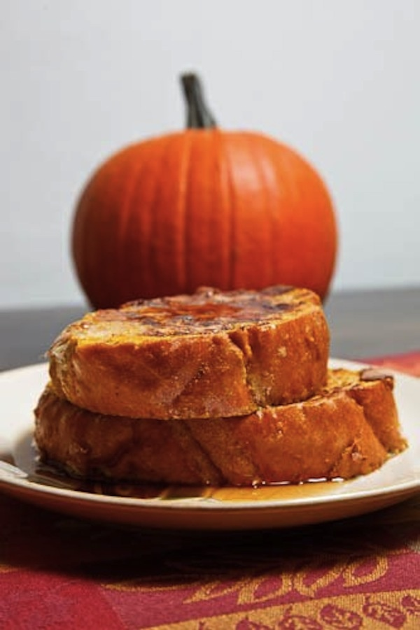 Pumpkin Pie French Toast | Food & Recipes | Pinterest