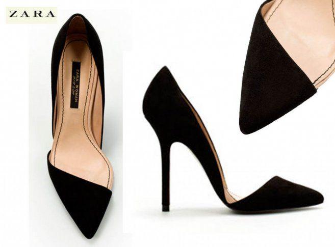 Zara Shoes for Women | Zara Asymmetric Court Shoe - Zara Fashion Shoes
