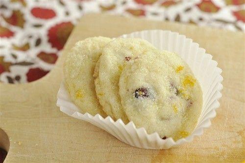 Cranberry Orange Cookies: 1 C sugar 3/4 C butter, softened 1 egg 2 C ...
