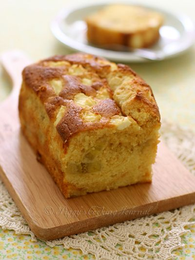 Banana caramel Cake - This is not your usual banana cake. Enjoy the ...