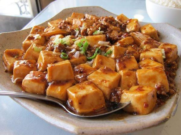 Mapo Tofu | Home Sweet Home | Pinterest
