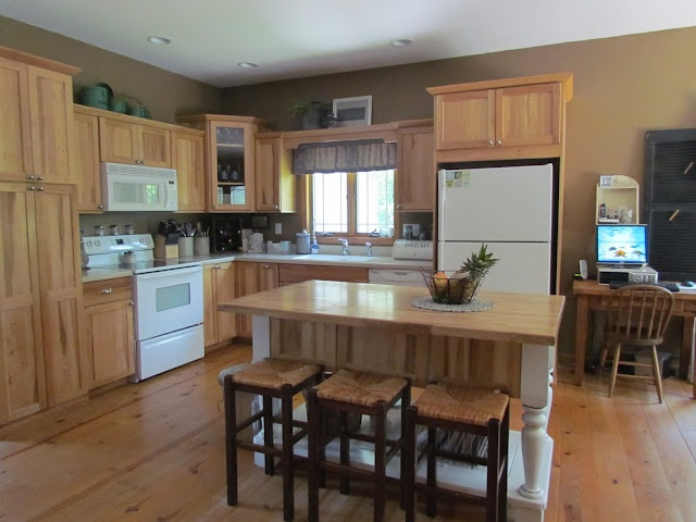 Kitchen Computer Station House And Yard Pinterest