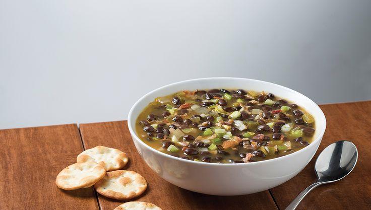 Cuban Black Bean Soup | Soups and Stews | Pinterest